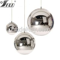 2015 Tom Dixon Mini Mirror Ball Pendant Light
