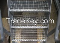 steel welded grating, platform grating