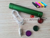 Camping Hunting Portable LED Flashlight Mobile Charger