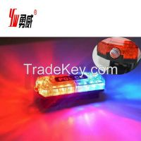 Road worker protection light, led shoulder light, warning light