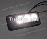 LED grill light, LED dash light, deck light, surface mounted light, hide a way light