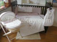 Chinese factories baby bedding set wm audit baby bedding set