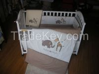 Chinese factories baby bedding set work quilts