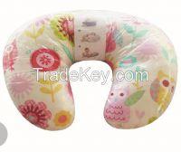 fancy print 100% cotton feeding pillow cushion