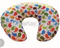 chicken print 100% cotton feeding pillow baby cushion