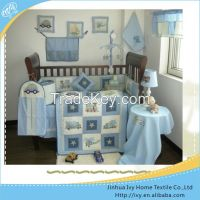 Kids bedding set cot bed bumpers