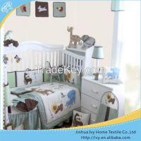 Cotton modern beautiful bed sheet sets