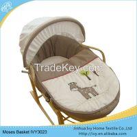 Factory direct sale baby basket set storage basket