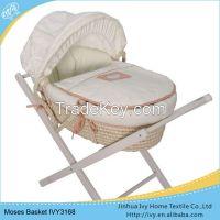 factory price baby basket set straw basket