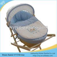 Sleeping baby basket covers travel cradle