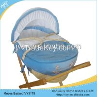 corn husk basket moses set traveling moses basket