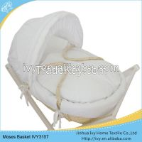 Sleeping baby basket covers travel cot for baby