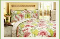 garden style duvet cover with pillow case