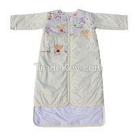 baby sleep bag with sleeves