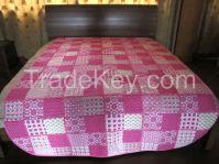 Brushed  fabric  Bedspread Set