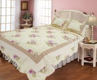 100% cotton luxury adult bedroom set king size bed sheet