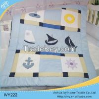 new design baby quilt set wholesale indian quilts