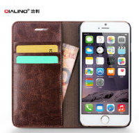 cow Leather Wallet Iphone