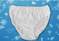 Woman Cotton Disposable Underwear For Travel Postpartum