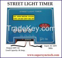 Street Light Timer / Industrial Clock Timer