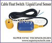 Cable Float Switch / Liquid Level Sensor