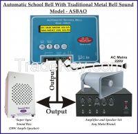 Automatic School Bell Model - ASBAO