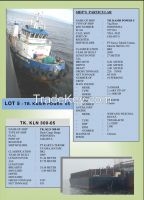 Barges & Tug Boats For Sale