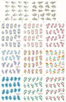 Free Shipping sell nail decal nail sticker water transfer