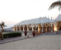 Outdoor Aluminum Wedding Party Herringbone Roof Tent