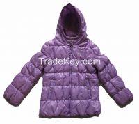 Girls cotton jackets