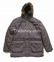 Mens cotton jackets