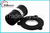 Black anodized cnc machining auto parts