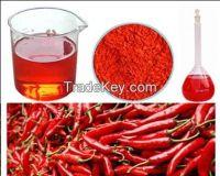paprika powder and oleoresin