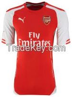 Arsenal-Soccer-Uniforms-Set-for-15-Players-WITH-FREE-GOALIE-KIT-AND-NUMBERS