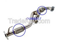 Exhaust Pipe and Flexible Pipe