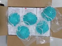 5000 pieces of 3M N95 1860 Face Mask