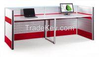 information receptionist desk furniture (CD-85503)