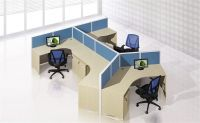 ChuangFan CF-W804 office furniture office partitioning London
