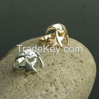 Shell shape rings
