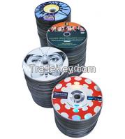 Colorful CD/DVD button inkjet printable cd-r blank original dvd movies