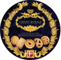 ChantRoyale, 340g - Danish Butter Cookies