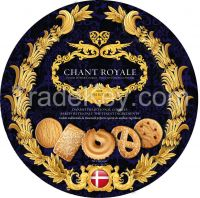 ChantRoyale, 908g - Danish Butter Cookies