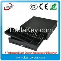 Metal POS Cash Drawer with 8 Coin Slots