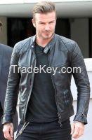 Divad beckham leather jacket .men's leather jacket ,biker jackets