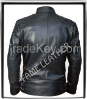 Divad beckham leather jacket .men's leather jacket ,biker jackets