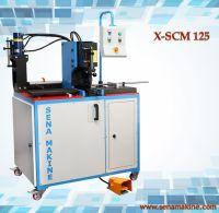 Copper Busbar bending punching cutting Machine X -SCM 125