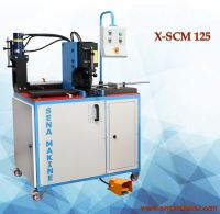 Copper Busbar bending punching cutting Machine X -SCM 125