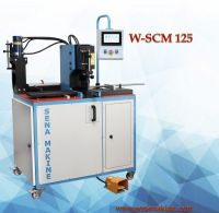 Copper Busbar bending punching cutting Machine W - SCM 125