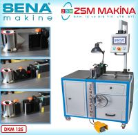 Copper Busbar bending punching cutting Machine