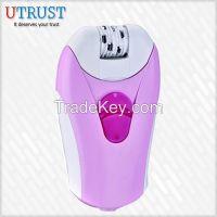 Interchangeable rechargeable ladies shaver or epilator